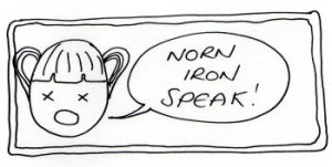 Norn Iron Speal