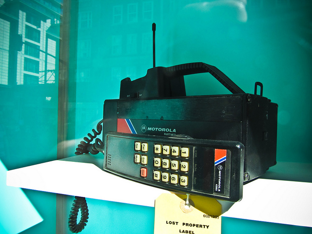 Old Motorola Mobile