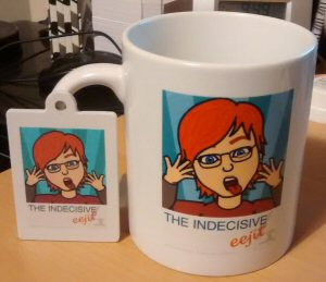 Little geek cup