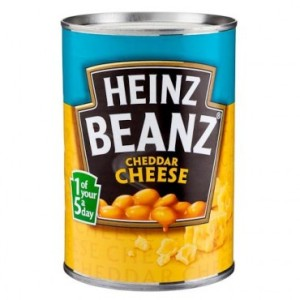 Cheesy Beans