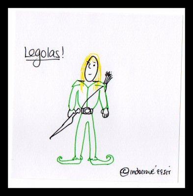 CC Challenge 5 - Legolas