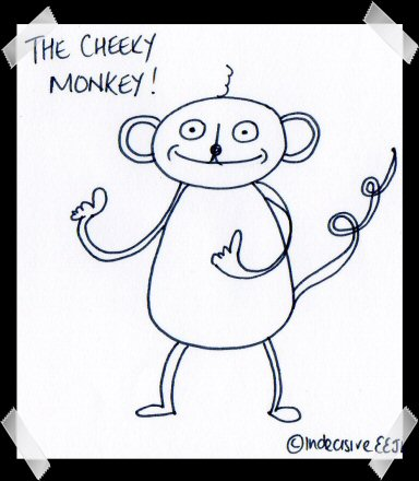 The Cheeky Monkey035