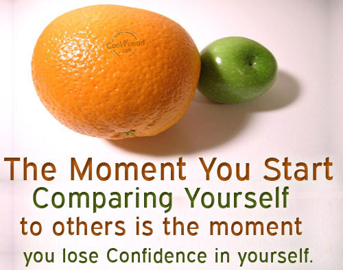 Orange/Apple Confidence