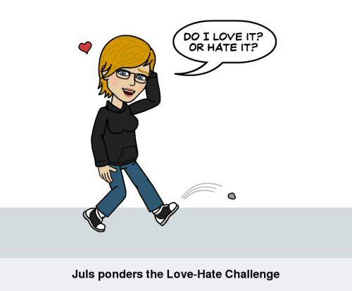 Love - Hate Challenge